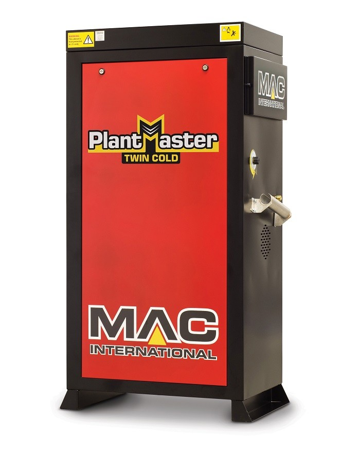 MAC TWIN COLD PLANTMASTER  12/100, 240V