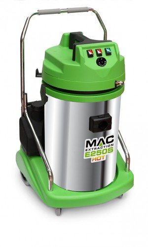 MAC E250S Hot Extraction Machine