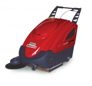 MAC SW50B Pedestrian Sweeper