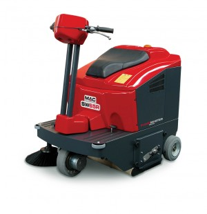 MAC SW65RB Ride-On Sweeper