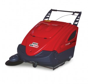 MAC SW70B Pedestrian Sweeper
