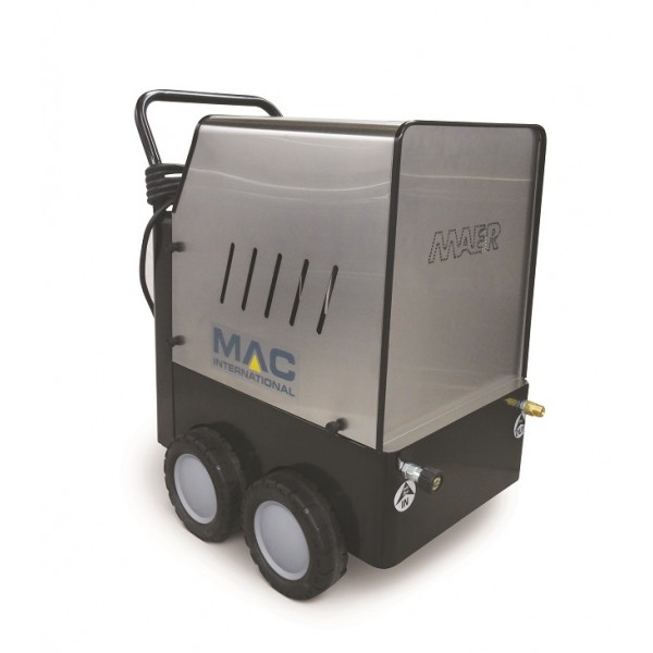 MAC By-Turbo Hotbox Pressure Washer