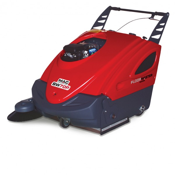MAC SW70P Pedestrian Sweeper
