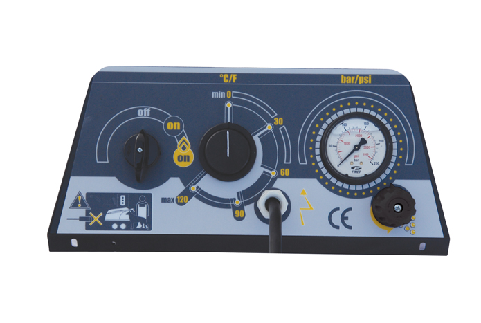 Lux Control Panel