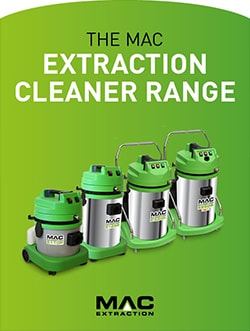 View The MAC Extraction Cleaner Range