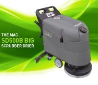 Brand New To The Mac Floormaster Scrubber Drier Range