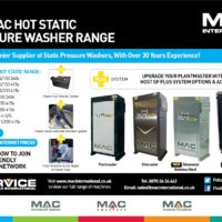 THE UK'S PREMIER SUPPLIER OF STATIC PRESSURE WASHERS