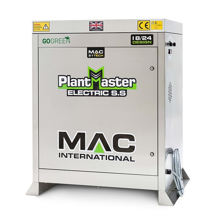 MAC PLANTMASTER S.S. ELECTRIC 18-24kW - 120BAR