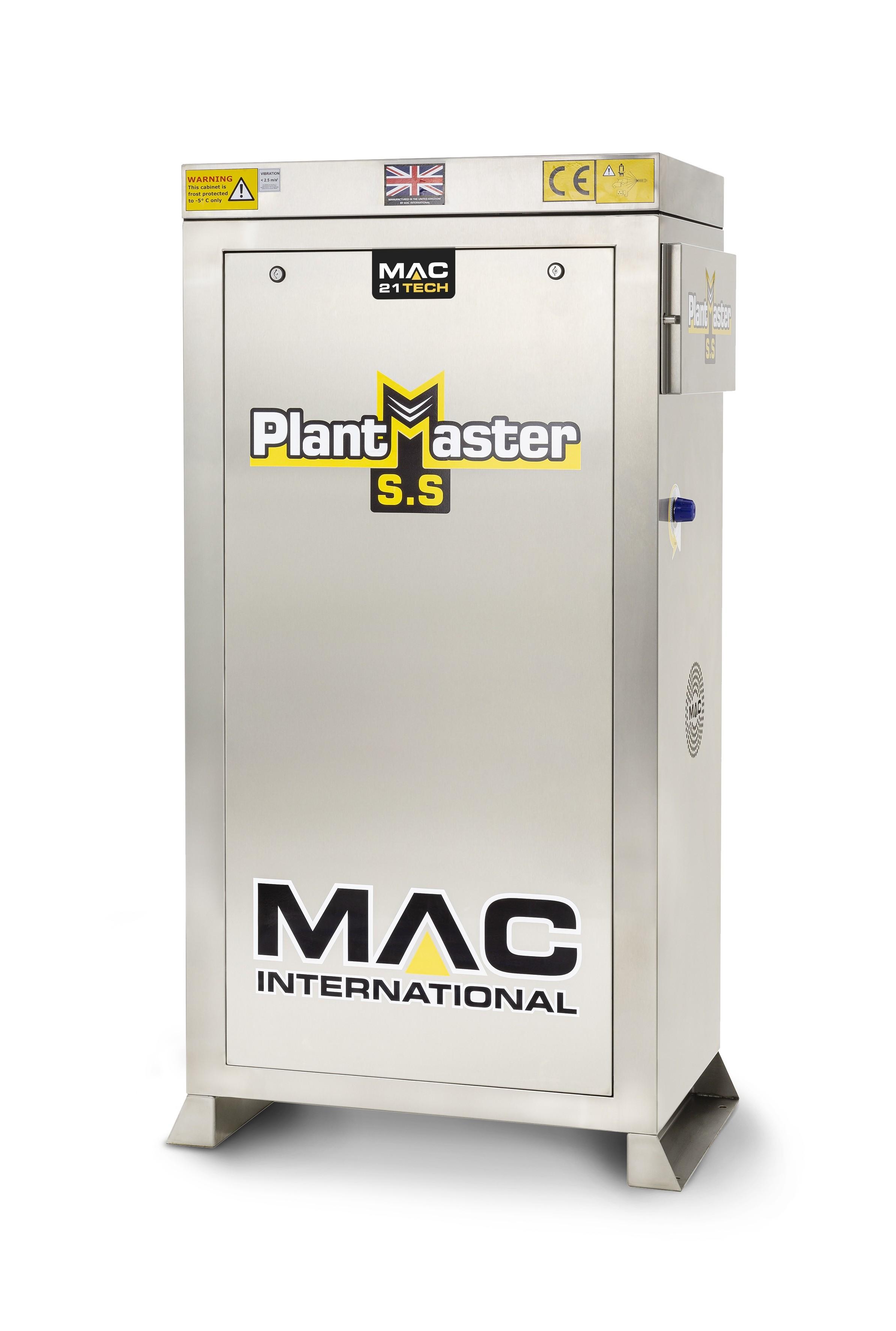 MAC PLANTMASTER S.S 21/200, 415V