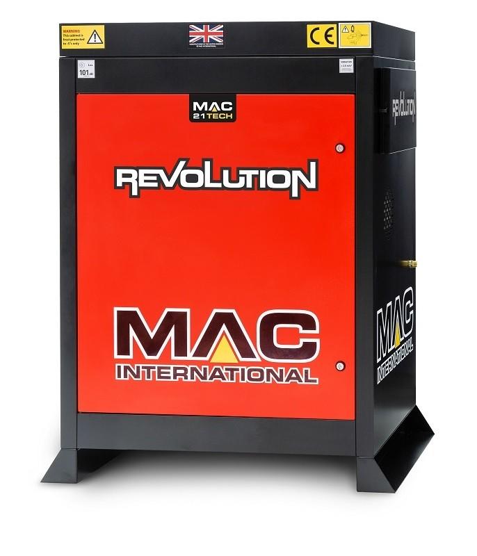 MAC REVOLUTION 15/200, 415V