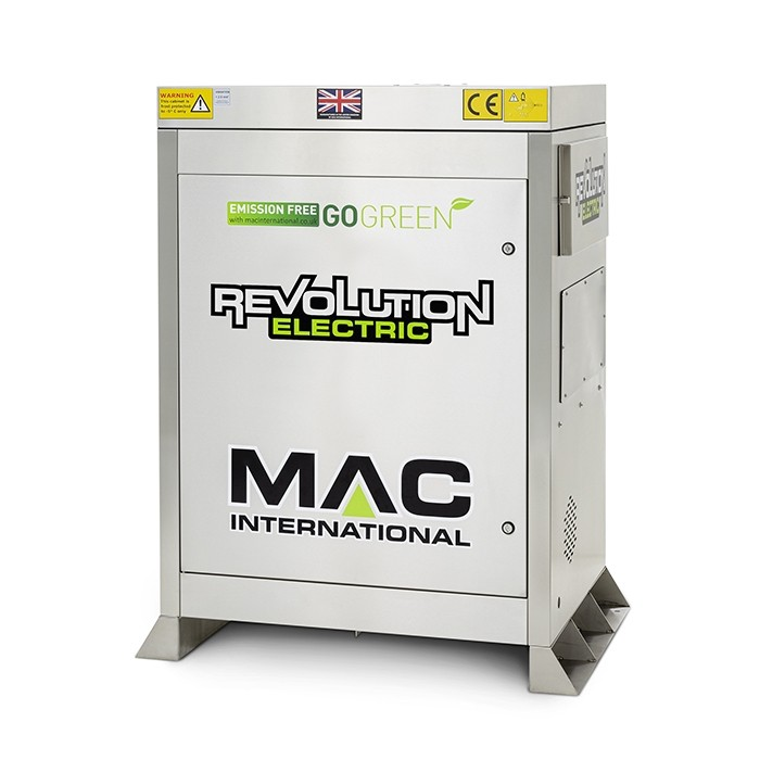 MAC REVOLUTION S.S. ELECTRIC 24