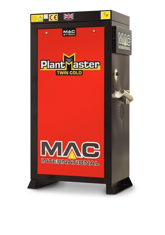 MAC TWIN COLD PLANTMASTER 15/200, 415V
