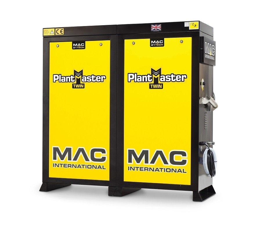 MAC TWIN PLANTMASTER  12/100, 240V