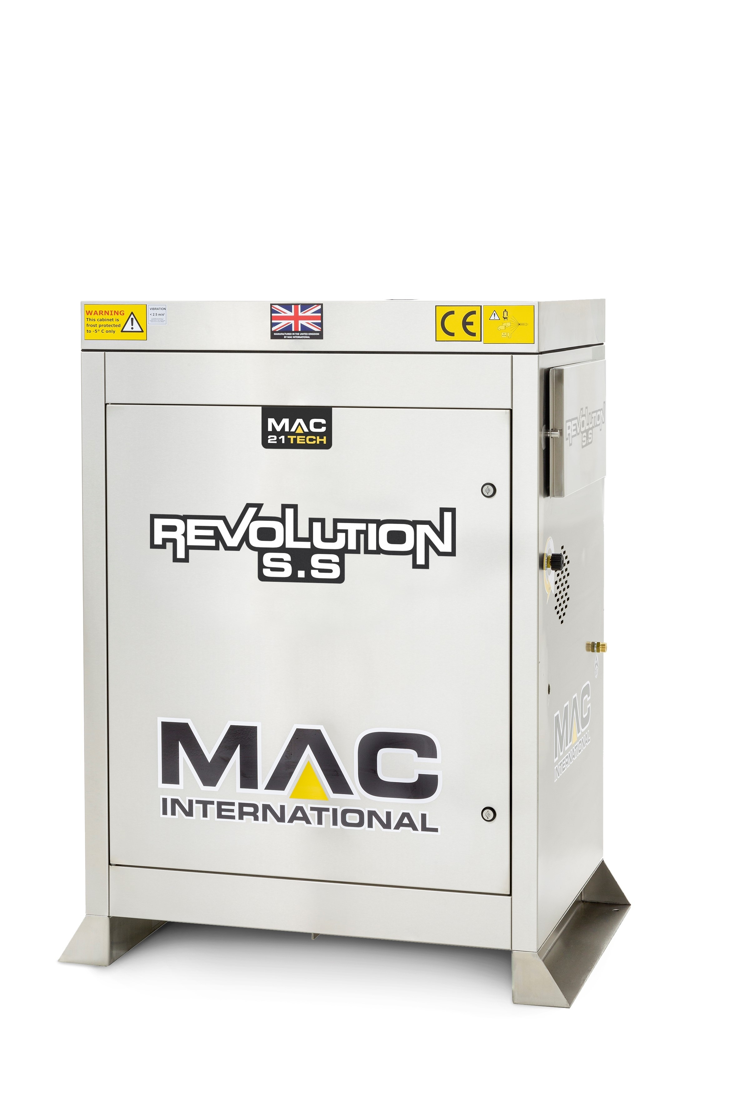 MAC REVOLUTION S.S. 15/200, 240V