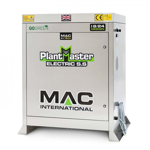 MAC PLANTMASTER S.S. ELECTRIC 36kW - 170BAR