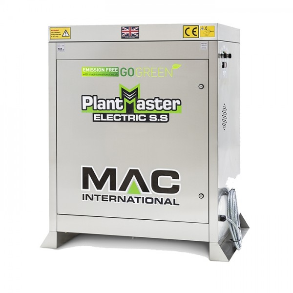 MAC PLANTMASTER S.S. ELECTRIC 36-200