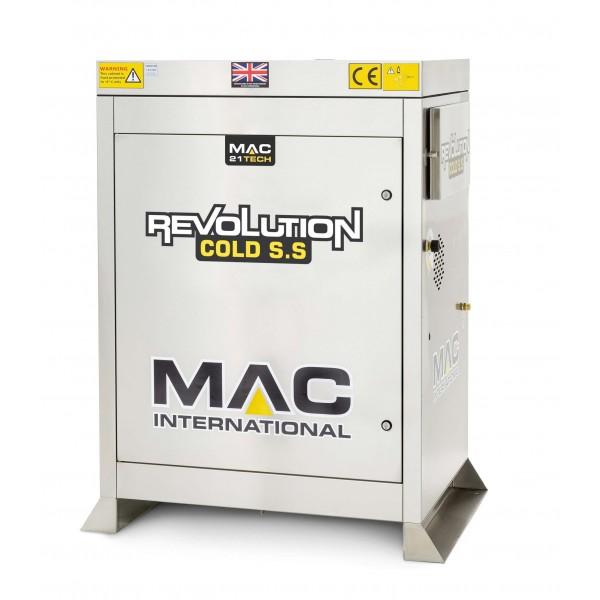 MAC REVOLUTION COLD S.S. 11/120 PRESSURE WASHER