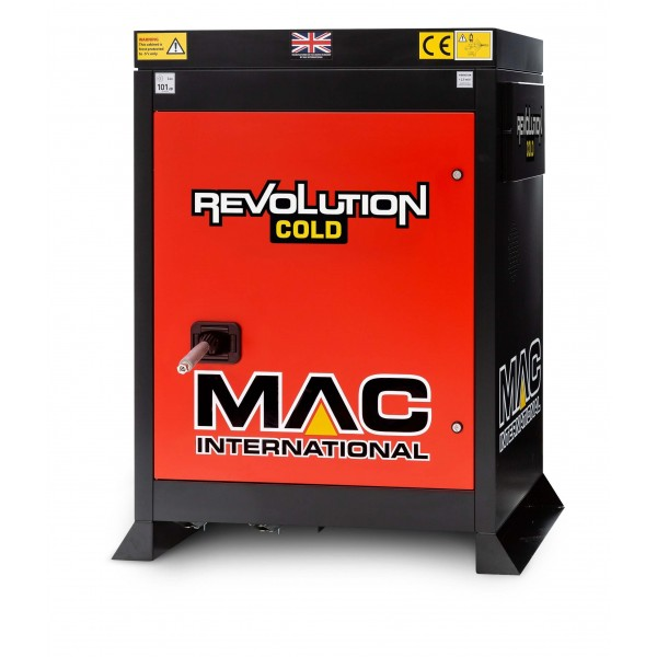 MAC REVOLUTION COLD 12/100 PRESSURE WASHER