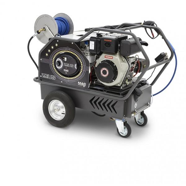 MAC Zeus hot mobile pressure washer