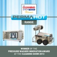 MAC Permahot Range Wins the Cleaning Show 2013 Innovation Award