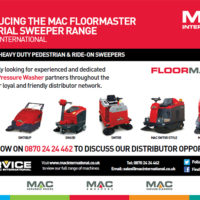 THE UK'S PREMIER SUPPLIER OF SWEEPERS