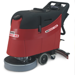 MAC Launch the new SD500T Big Traction Scrubber Drier