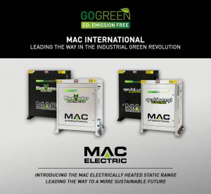 MAC INTERNATIONAL ON TRACK TO HELP BRITAIN BUILD BACK GREENER!
